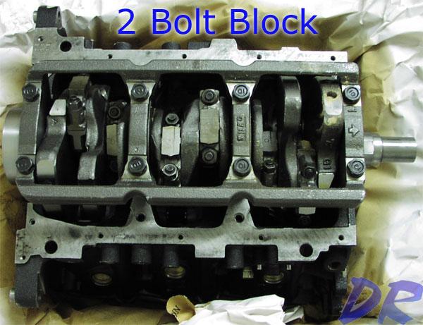 2-bolt Main