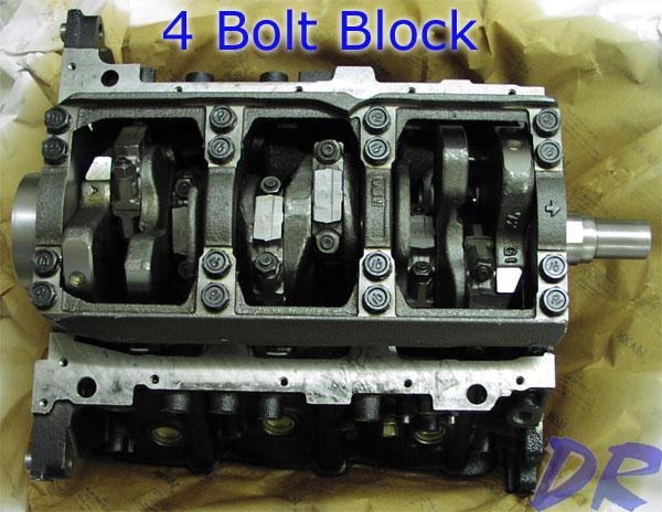 4-bolt Main